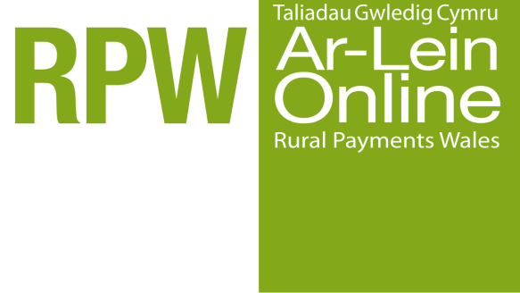 RPW on line name logo banner