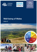 Well-being of Wales report cover