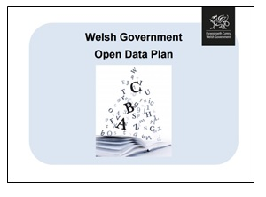 Front cover of the Open Data Plan