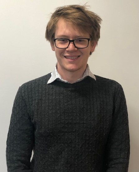Picture of Dom, Digital Data and Technology Apprentice