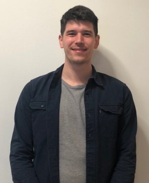 Picture of Josh, DDaT Apprentice