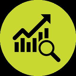 Image of a data logo