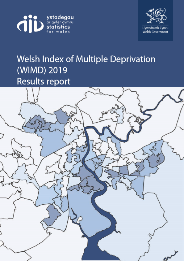 Welsh Index of Multiple Deprivation (WIMD) 2019: results report